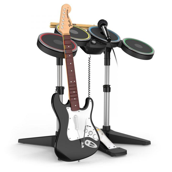 Rock Band Estate Nerd